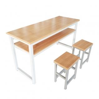 双人补课桌