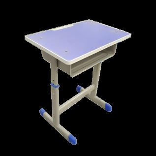 滑道升降课桌